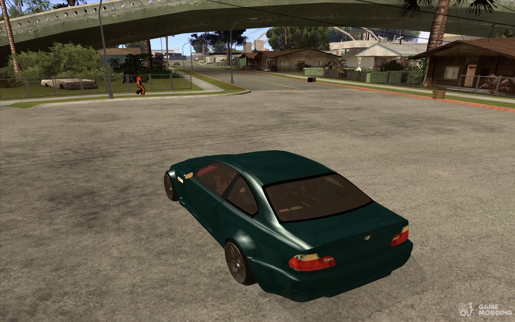 BMW E46 Drift II for GTA San Andreas
