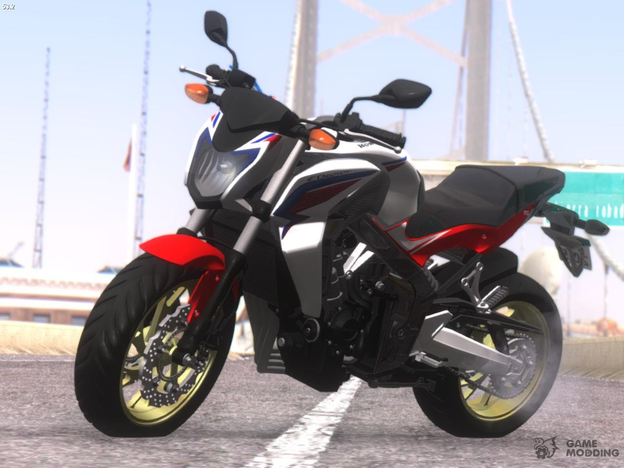 motorbikes for gta san andreas with automatic installation. Black Bedroom Furniture Sets. Home Design Ideas