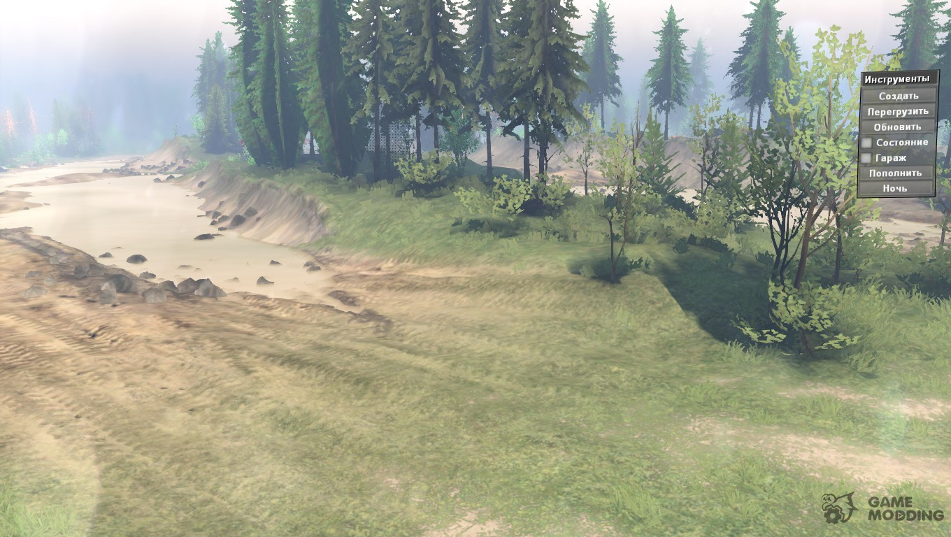how to download maps into spintires