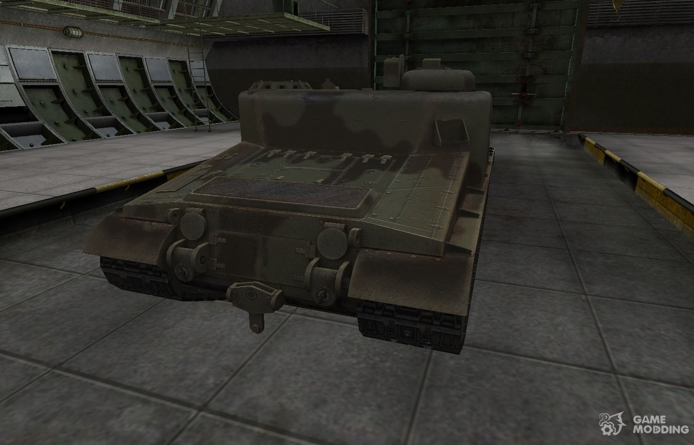 World of tanks at 15a  VRT  2019-04-25