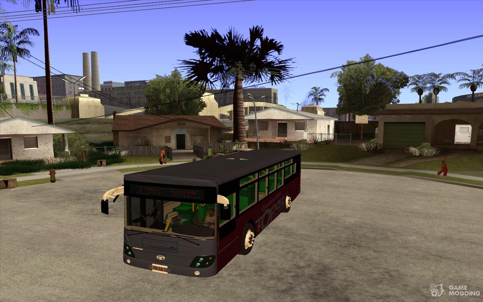 Daewoo Bus BC211MA for GTA San Andreas