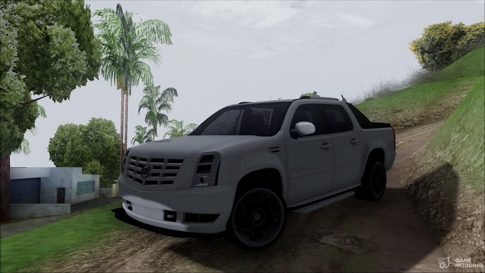 Cadillac Escalade Ext 2007 for GTA San Andreas