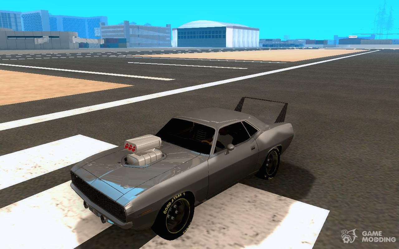 Aar Cuda Plymouth Muscle Cars For Gta San Andreas