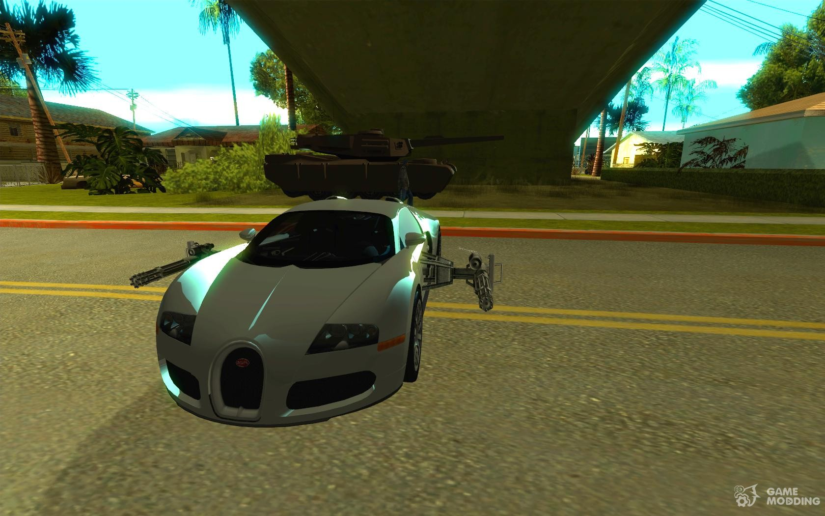 Elm v9 for gta sa (emergency light mod) para gta san andreas.