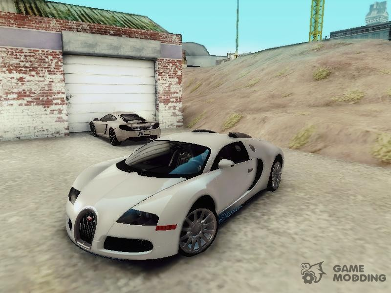 bugatti veyron 2009 for gta san andreas. Black Bedroom Furniture Sets. Home Design Ideas