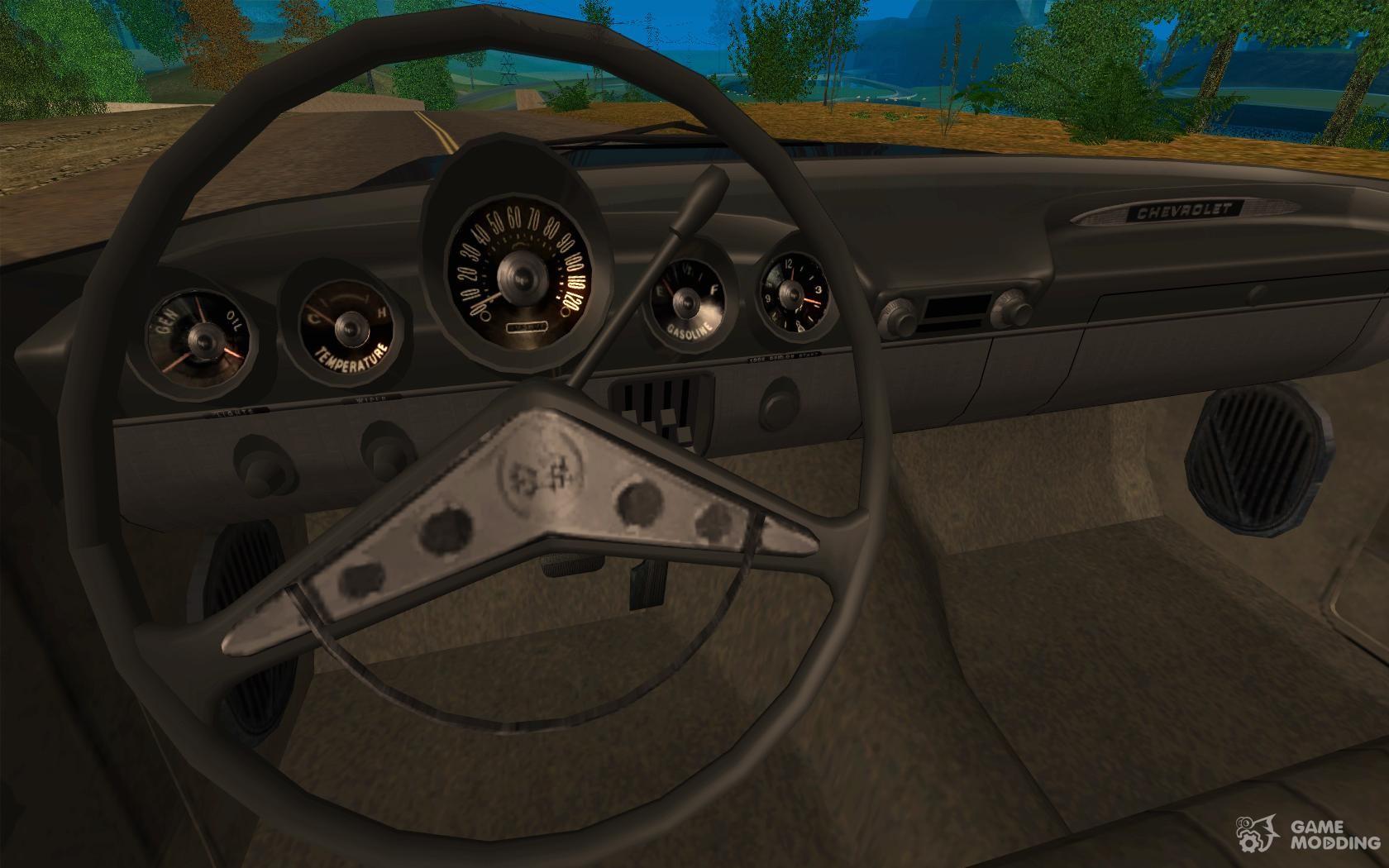 1959 Chevrolet Impala for GTA San Andreas