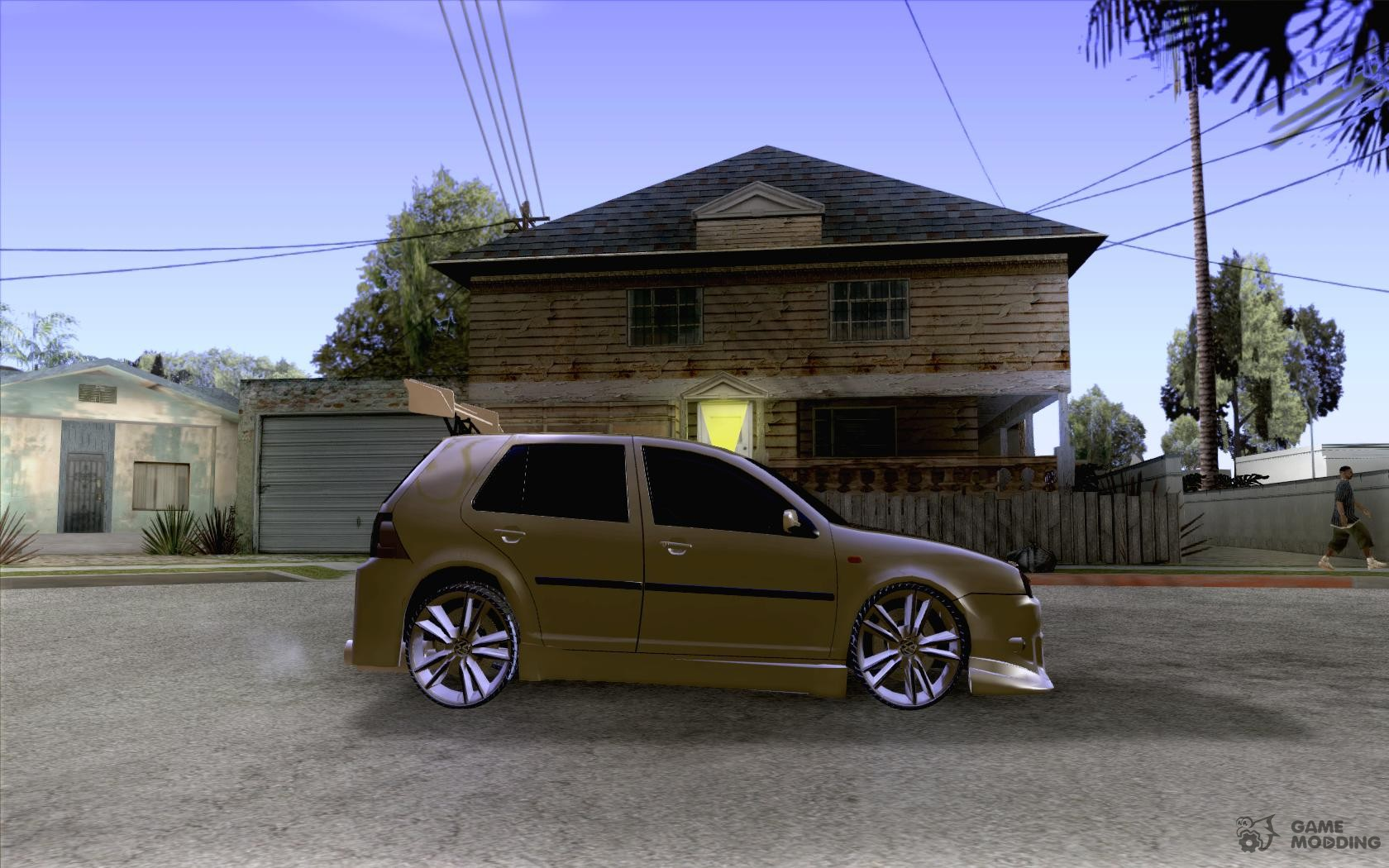 volkswagen golf 3 gti tuning for gta san andreas. Black Bedroom Furniture Sets. Home Design Ideas