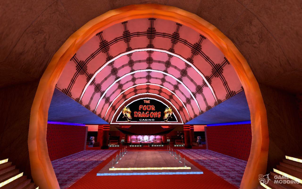 Где в гта сан андреас казино 4 дракона виртуальное казино 3d