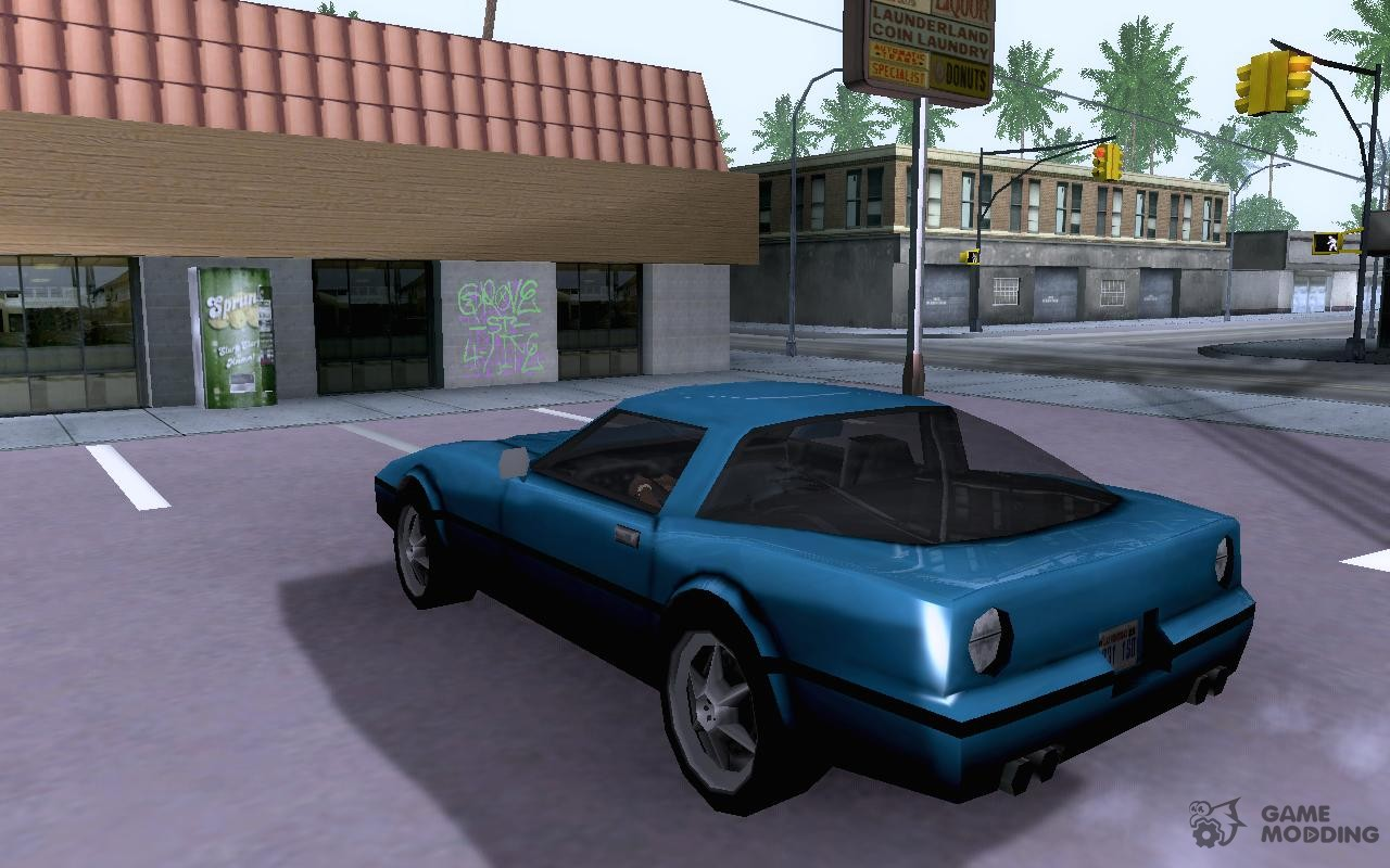 GTA Vice City Banshee for GTA San Andreas