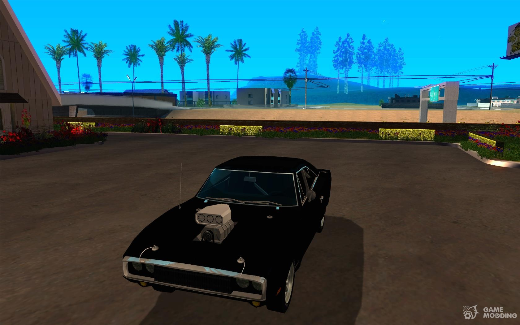 Dodge Charger Fnf For Gta San Andreas