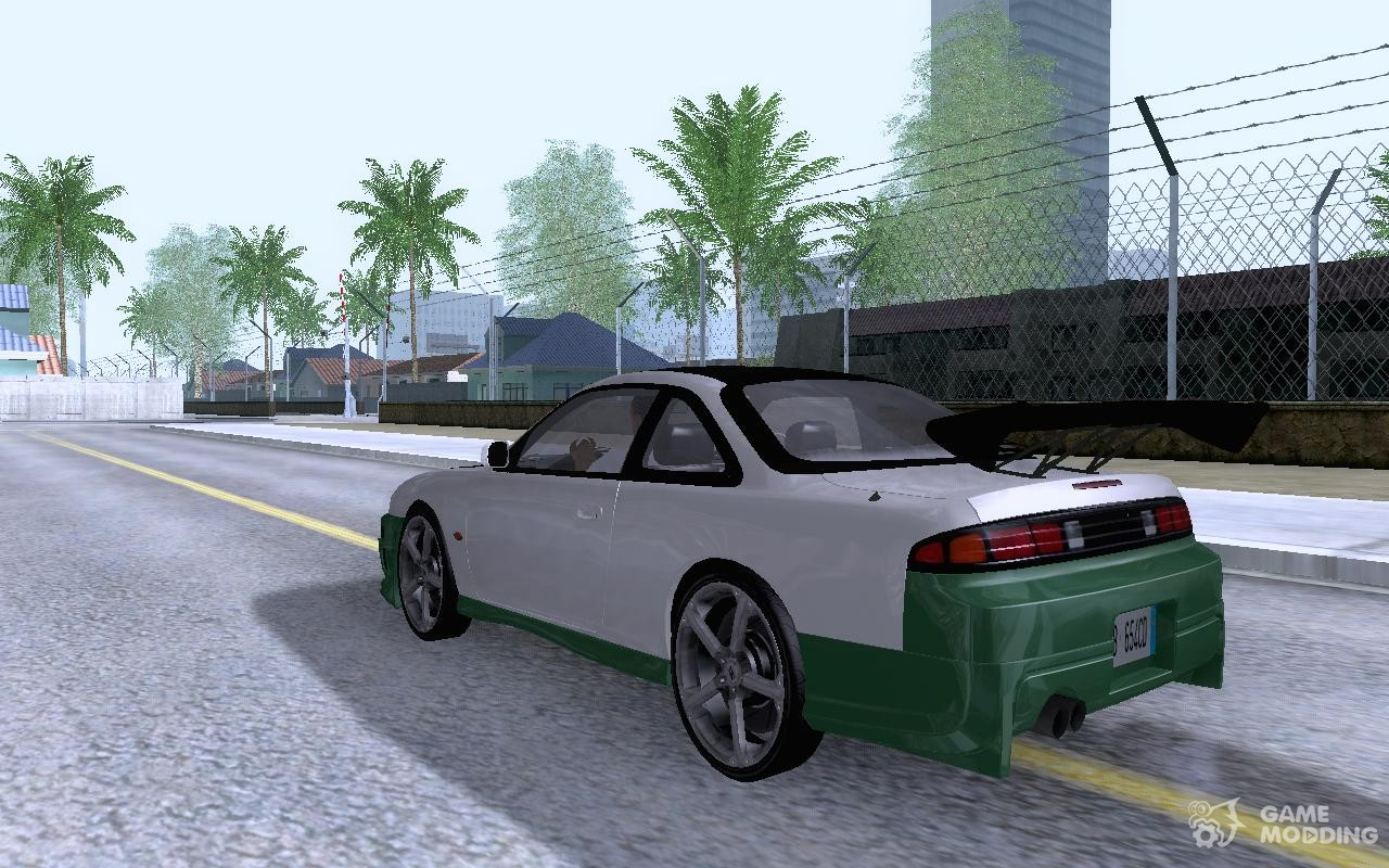 nissan 200sx tuning for gta san andreas. Black Bedroom Furniture Sets. Home Design Ideas