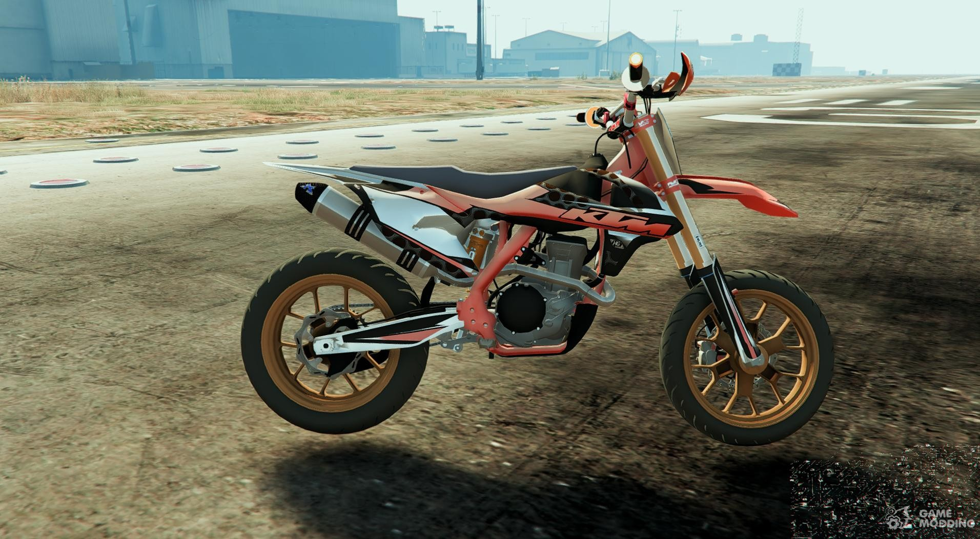 ktm pit bike for gta 5. Black Bedroom Furniture Sets. Home Design Ideas