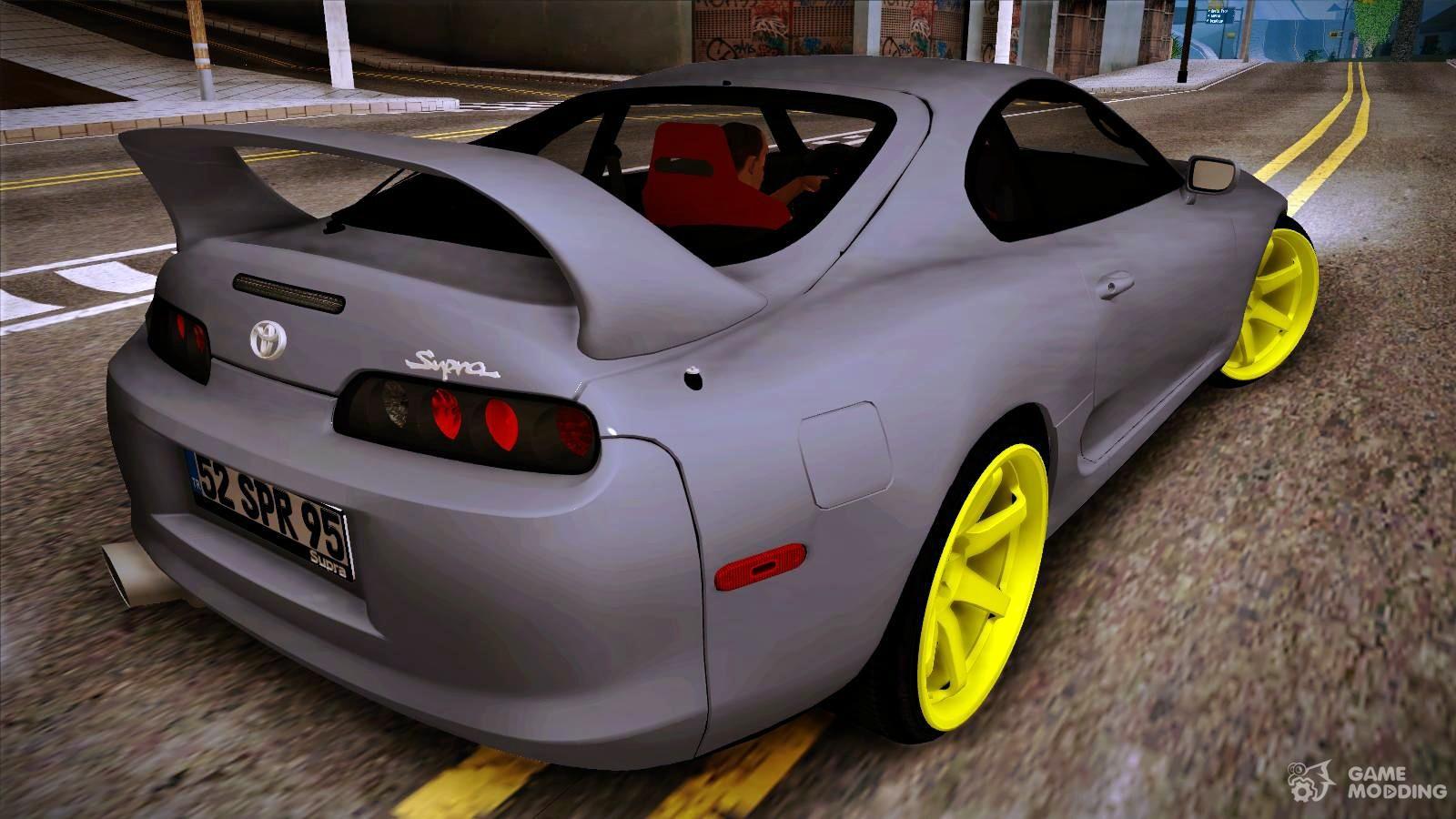 47494 Toyota Supra Turbo Twin