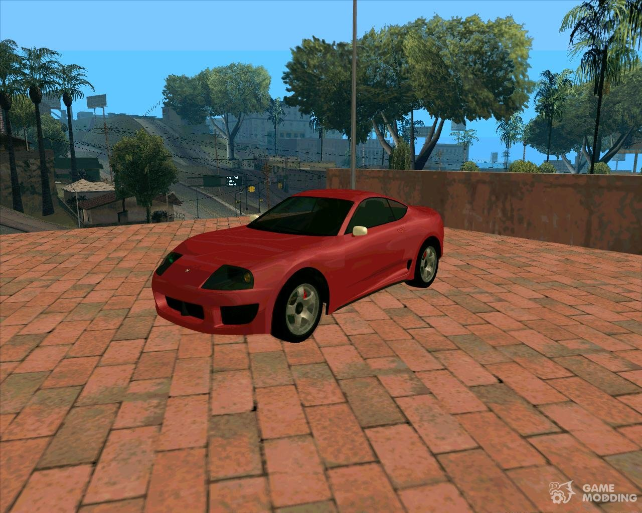 Classic Dinka Jester GTA 5 for GTA San Andreas