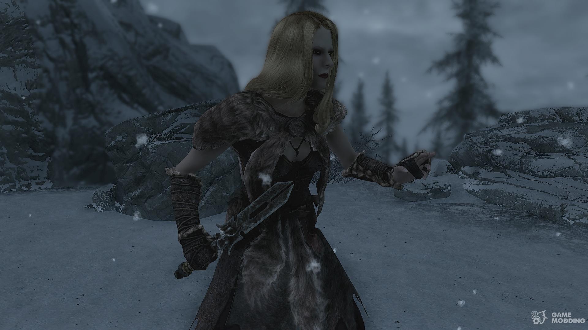 Alternate Blade of Woe for TES V: Skyrim