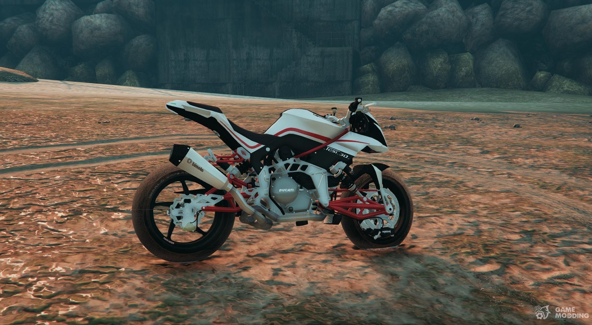 Bimota 3D Naked - GTA5-Mods.com
