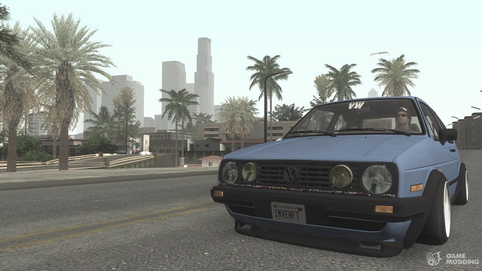 GTA IV Original Graphic's 3 0 1 (for PC) for GTA San Andreas