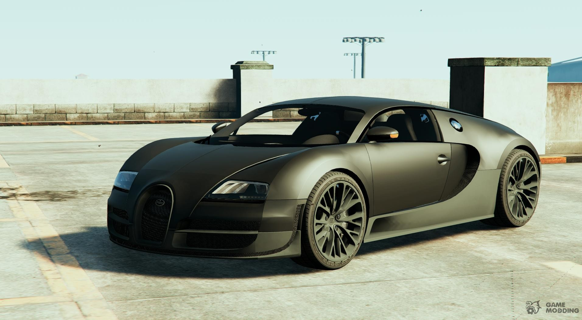 terrific bugatti veyron gta 5 location on map noisiestpassenger. Black Bedroom Furniture Sets. Home Design Ideas