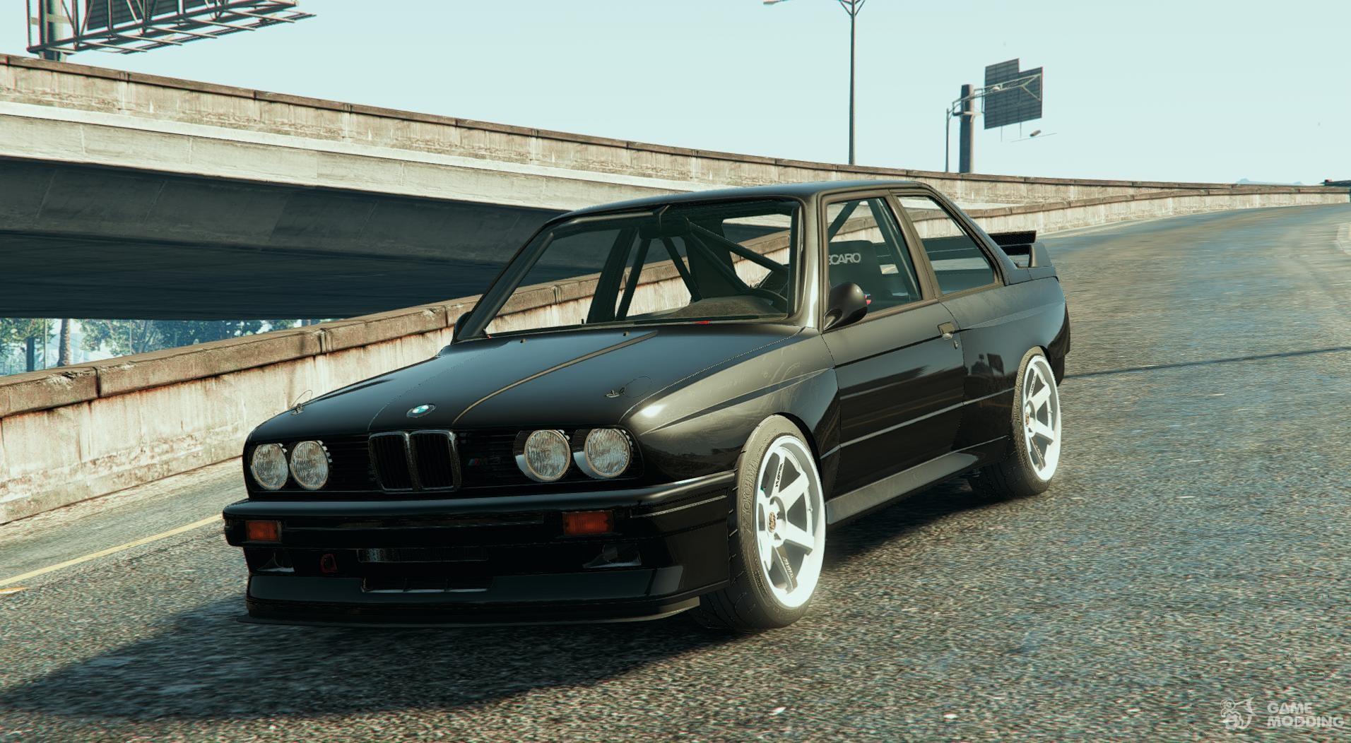 1991 Bmw E30 Drift Edition For Gta 5