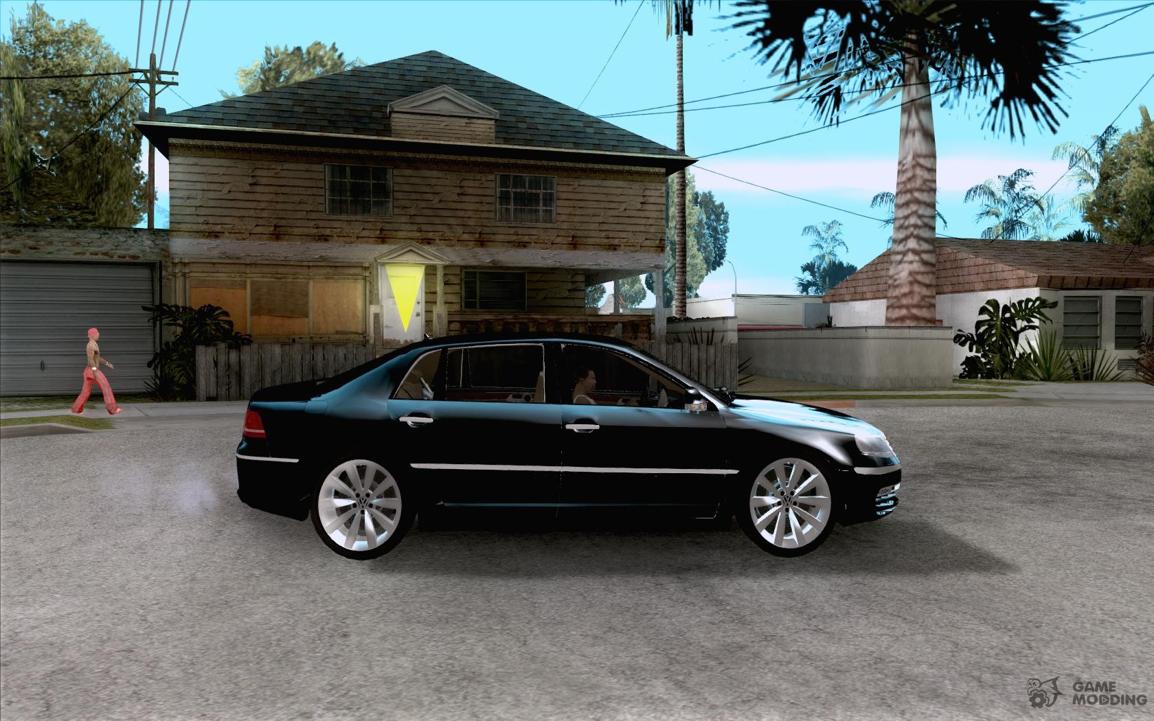 volkswagen phaeton w12 for gta san andreas. Black Bedroom Furniture Sets. Home Design Ideas