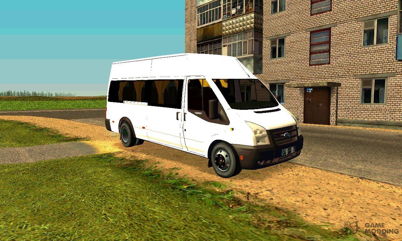 ford transit 155t460 вектор