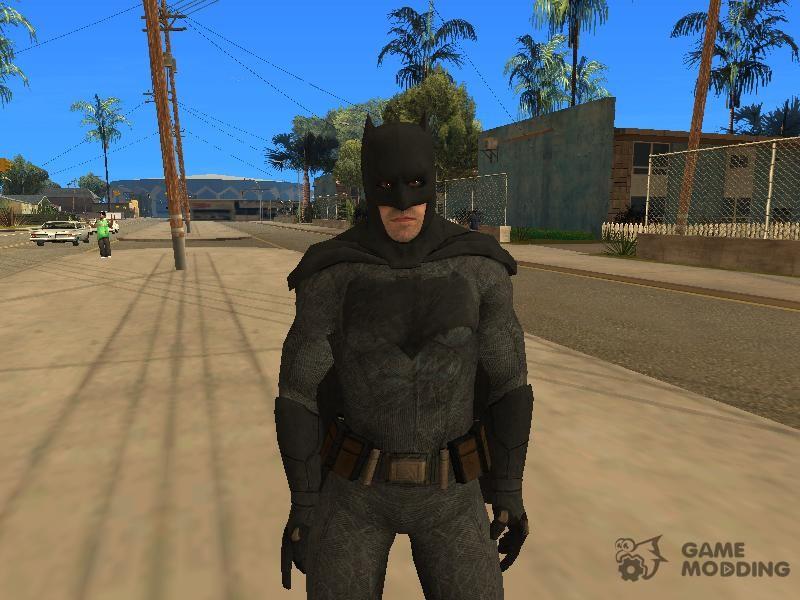 скачать мод на гта санандрес на бэтмена - фото 4