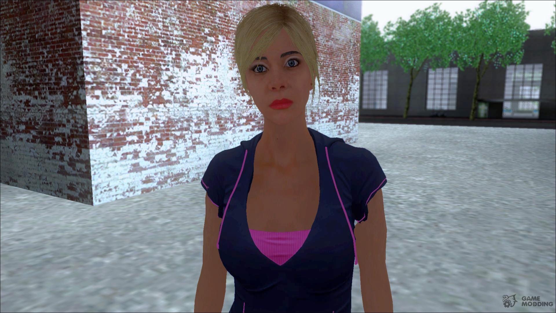 Tracy gta 5 The Cast