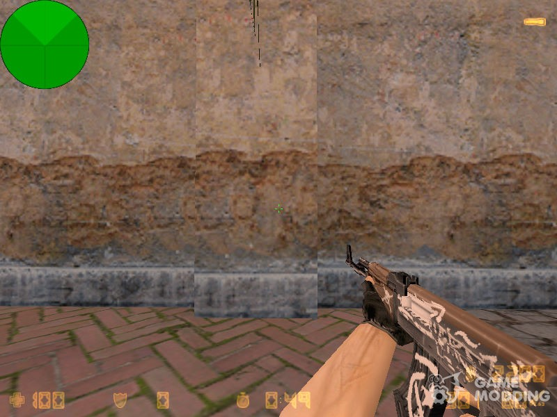 Ak-47 для counter-strike 1. 6.
