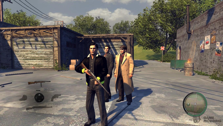 Моды для игры Mafia 2