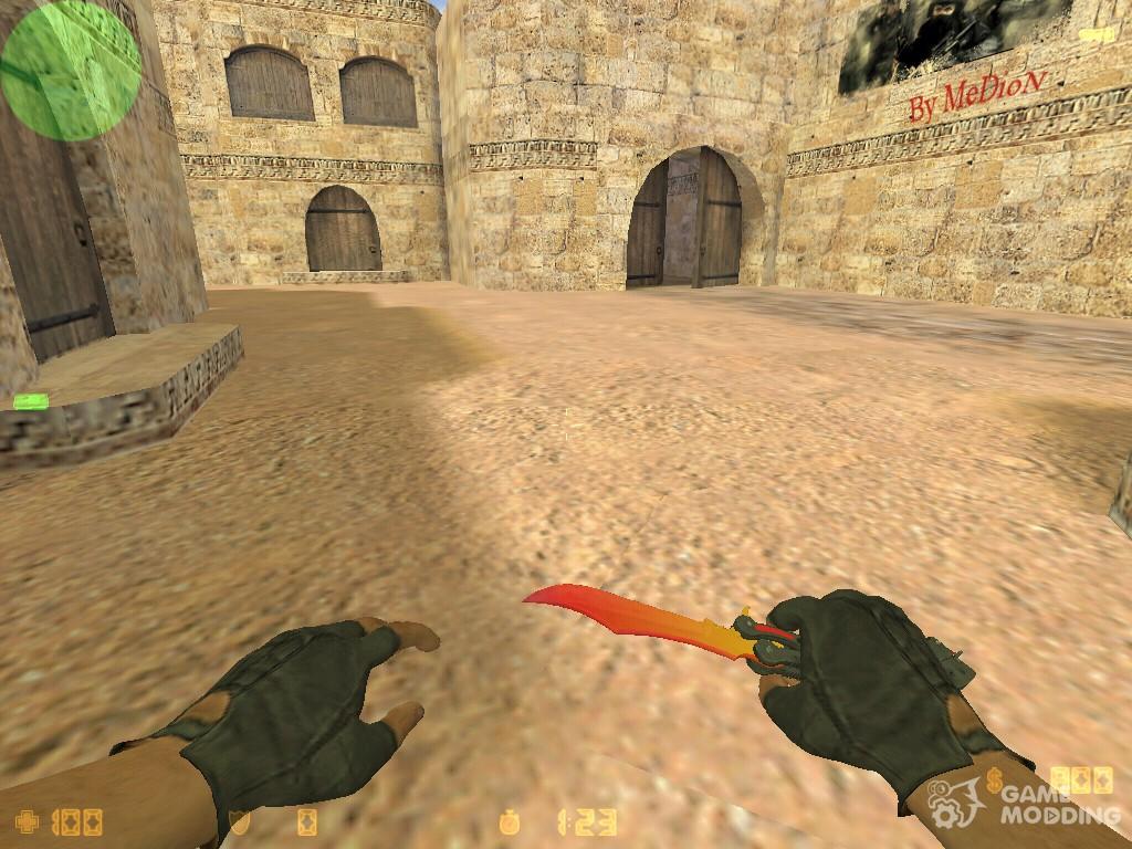 Скачать Скины На Кс 16 Ножи - фото 8