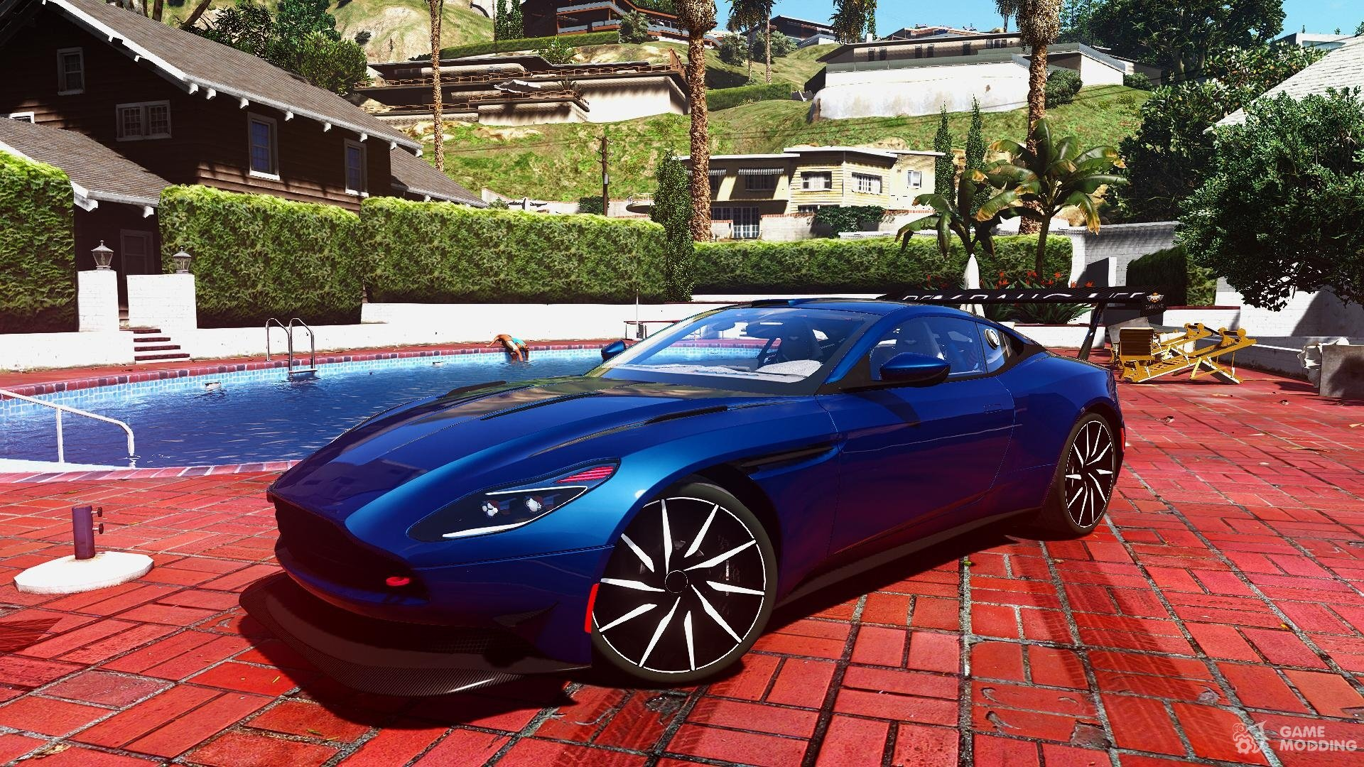 2016 Aston Martin Db11 For Gta 5