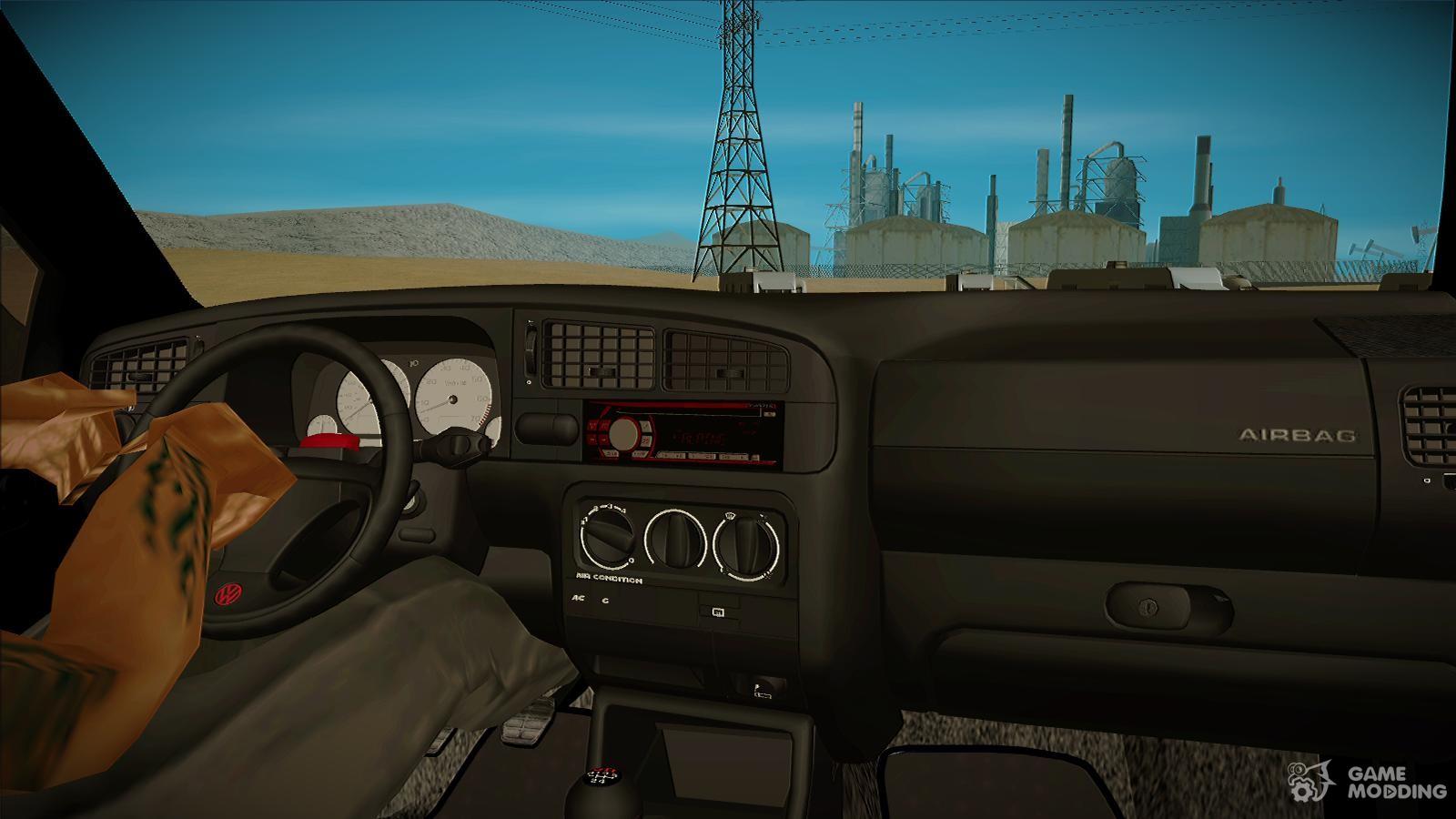 Volksvagen Golf Mk3 For Gta San Andreas