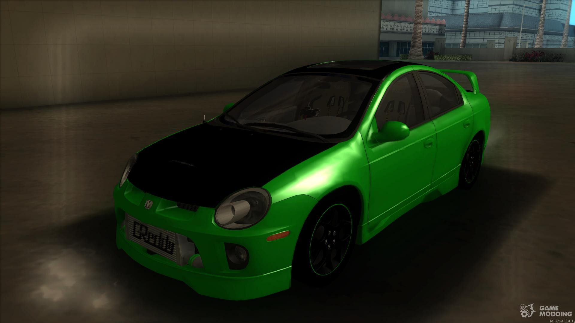 dodge neon srt 4 custom for gta san andreas. Black Bedroom Furniture Sets. Home Design Ideas