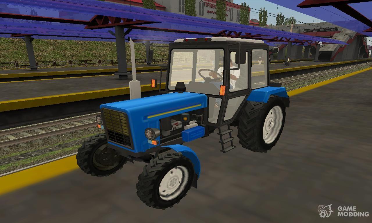 Картинки тракторов из игры гта это