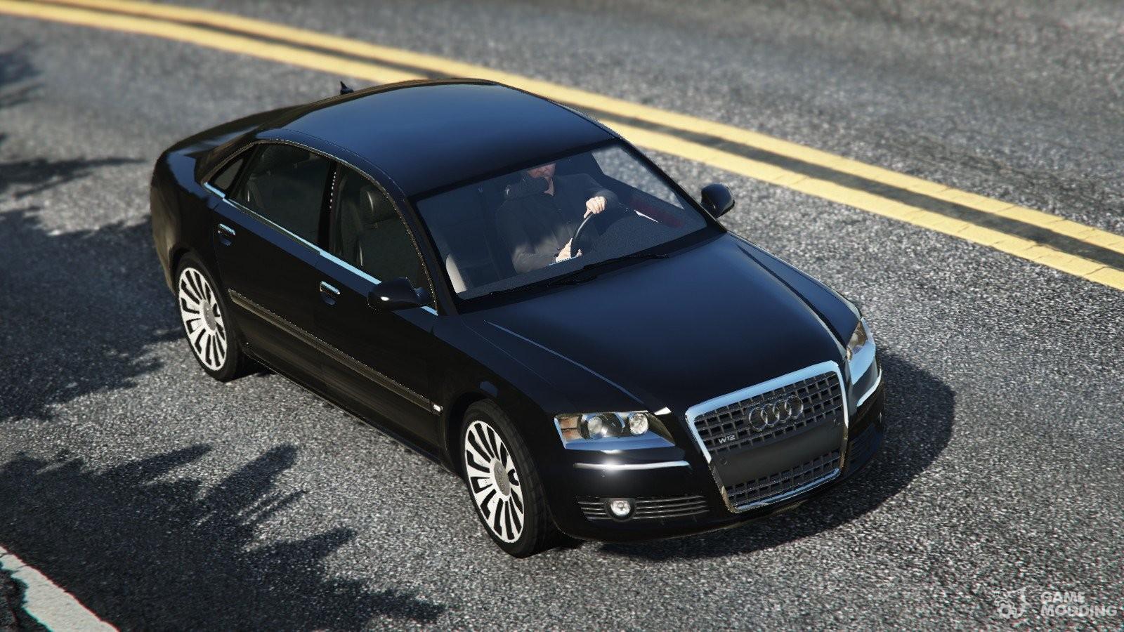 A V For GTA - Audi car gta 5