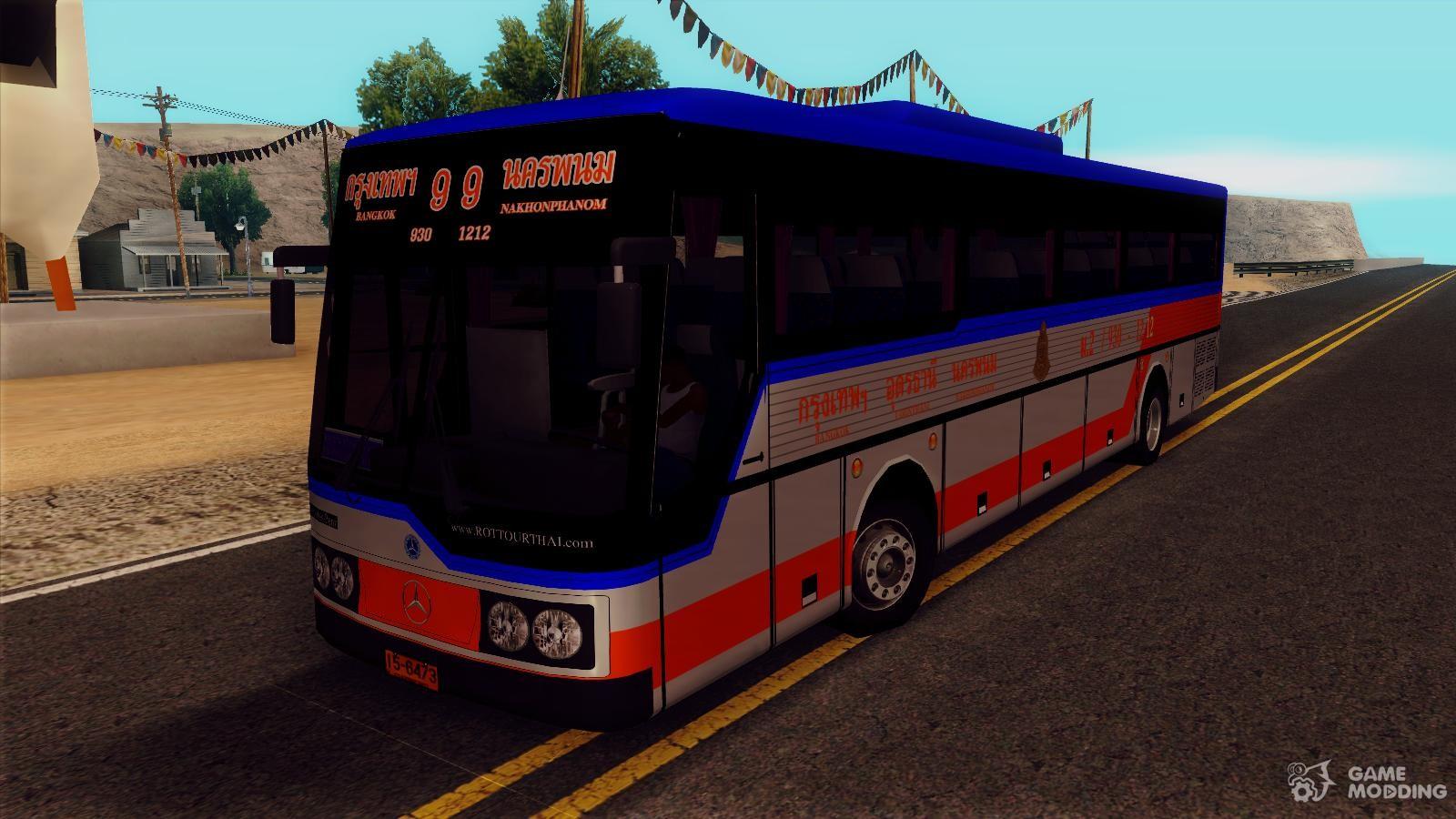 Скачать Автобус для ГТА Сан Андреас