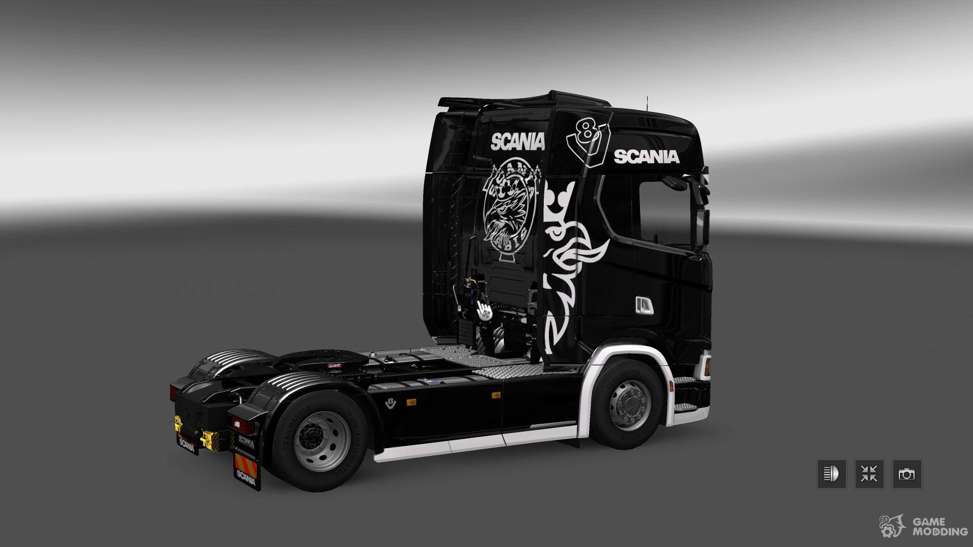 Road king trucks