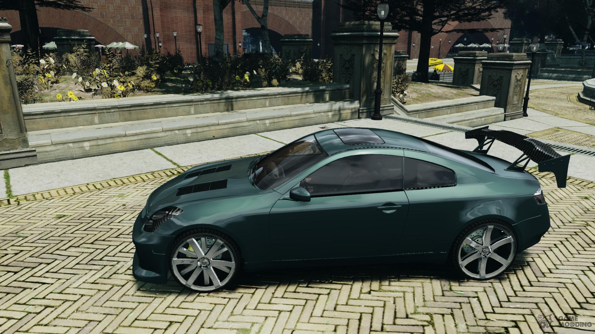 Infiniti g35 coupe tunning for gta 4 infiniti g35 coupe tunning for gta 4 left view vanachro Image collections