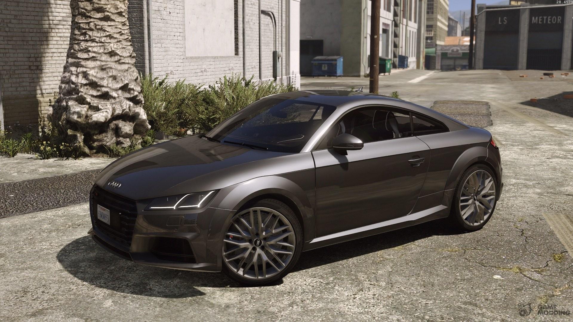 Audi R8 Interior Automatic Audi TTS 2015 v0.1 for...