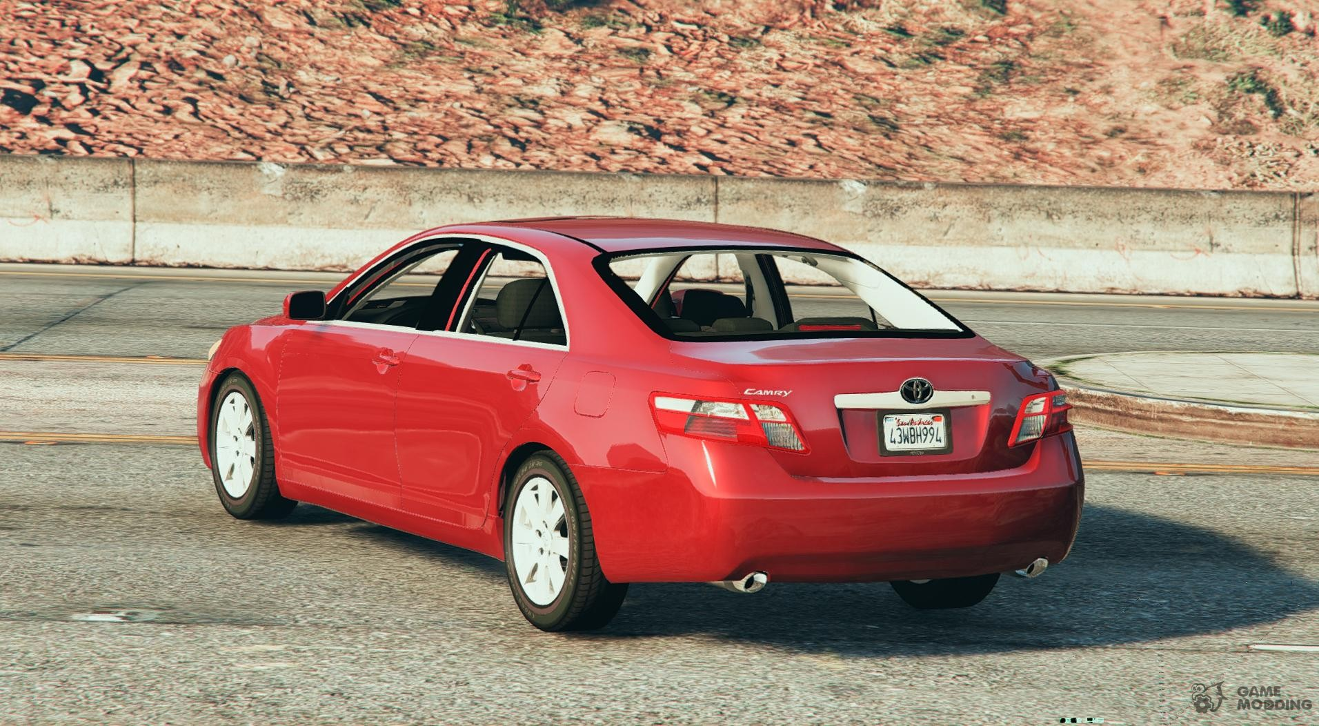2007 toyota camry for gta 5. Black Bedroom Furniture Sets. Home Design Ideas