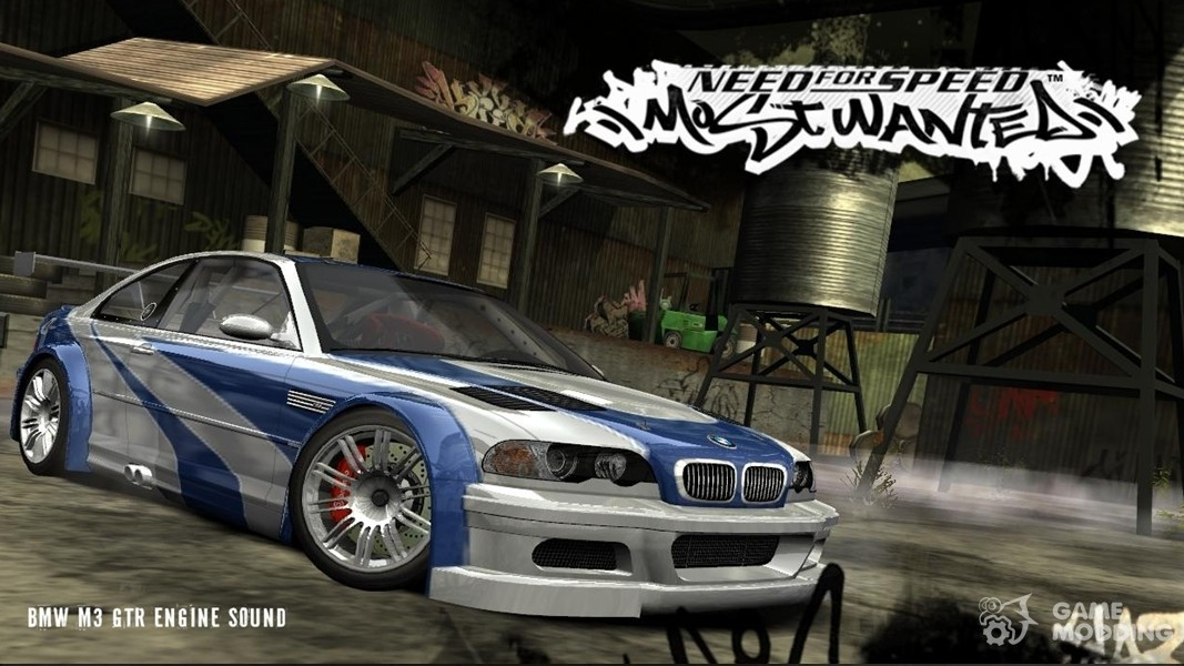 Bmw M3 Gtr Engine Sound Need For Speed Most Wanted For Gta San