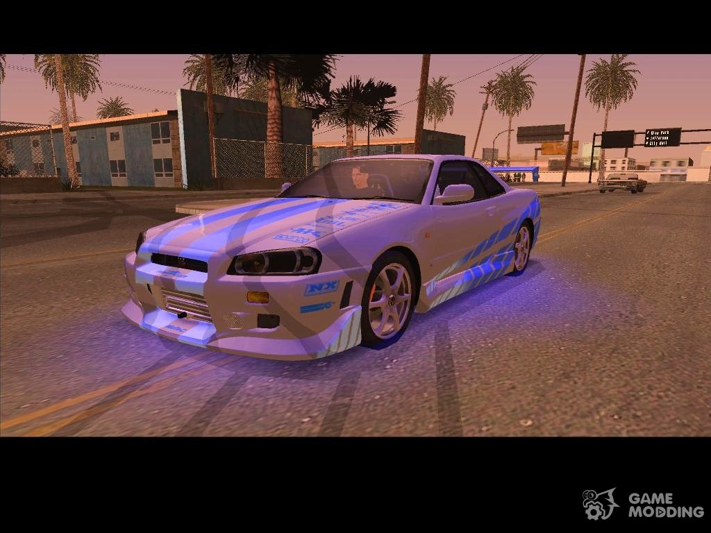 Paul Walker FnF and Collection Always Evolving Cars for ...