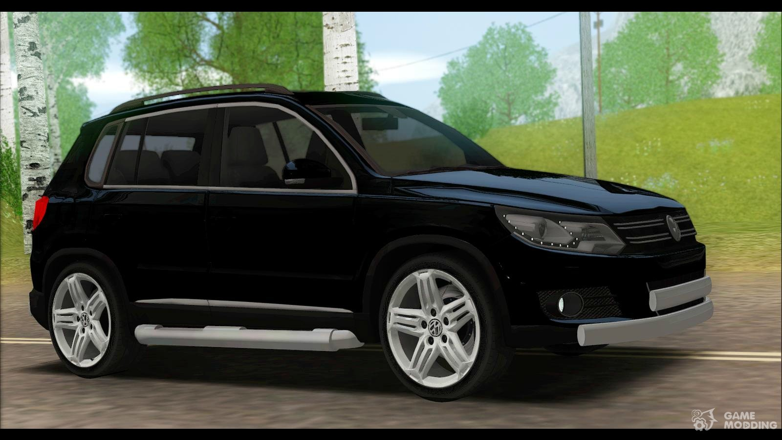 100 Volkswagen Suv 2012 Road Test