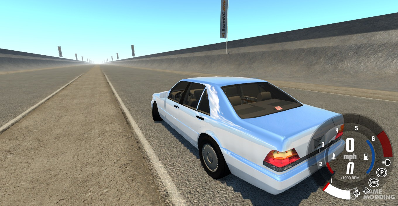 Mercedes benz s600 amg for beamng drive for Mercedes benz s600 amg