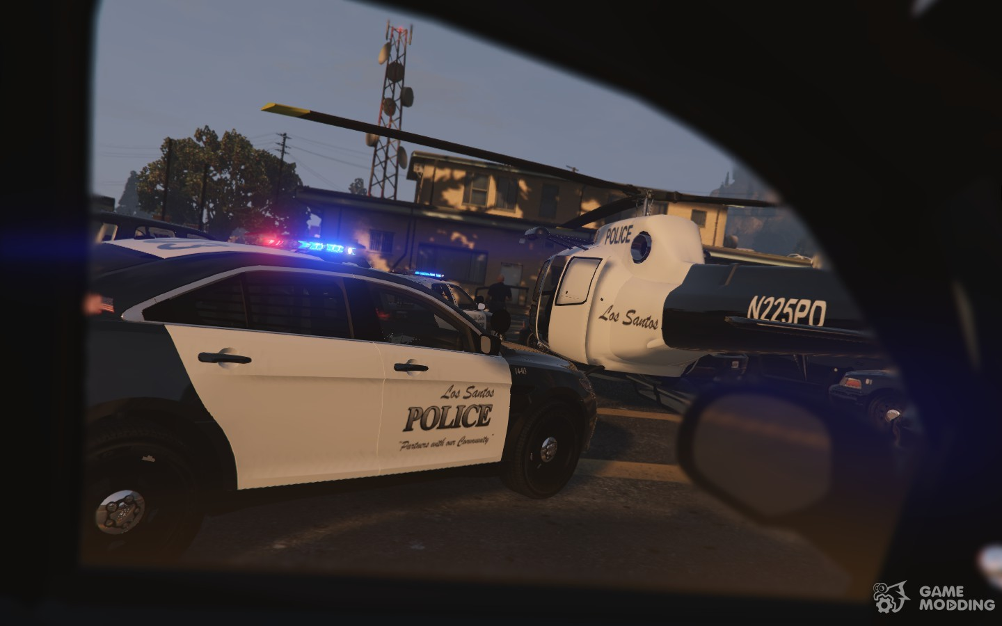 Police cars pack [ELS] for GTA 5