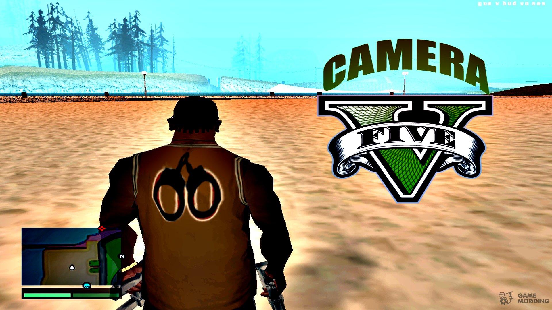 Gta V Camera Fix For Gta San Andreas