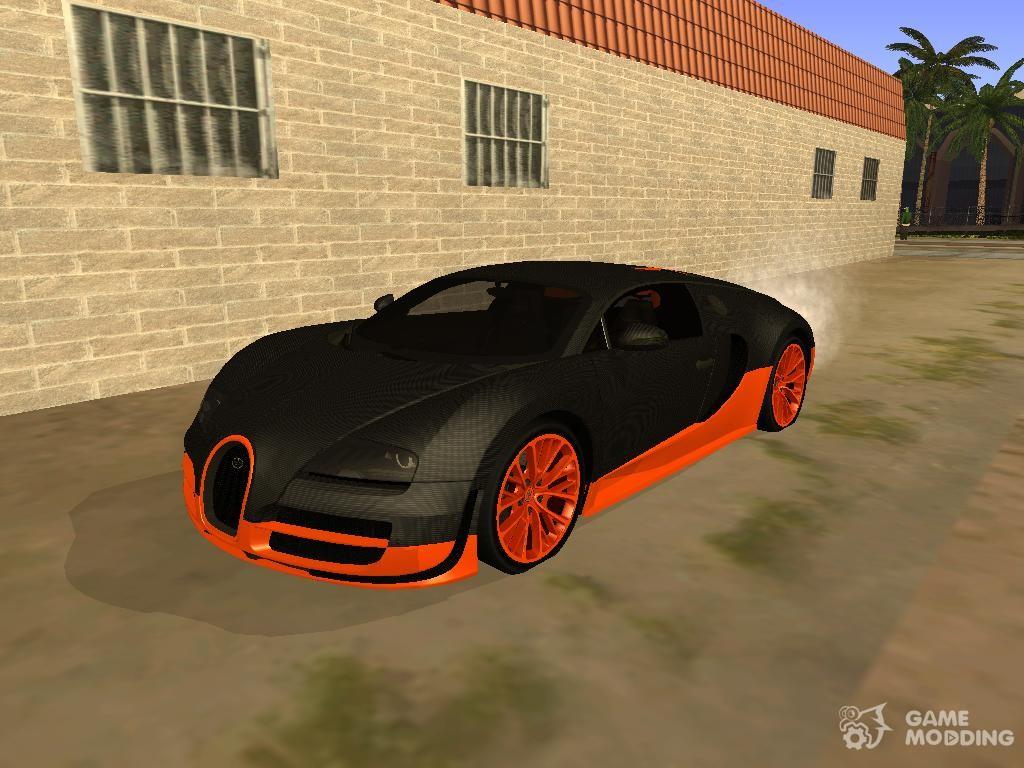bugatti veyron super sport world record edition for gta san andreas. Black Bedroom Furniture Sets. Home Design Ideas