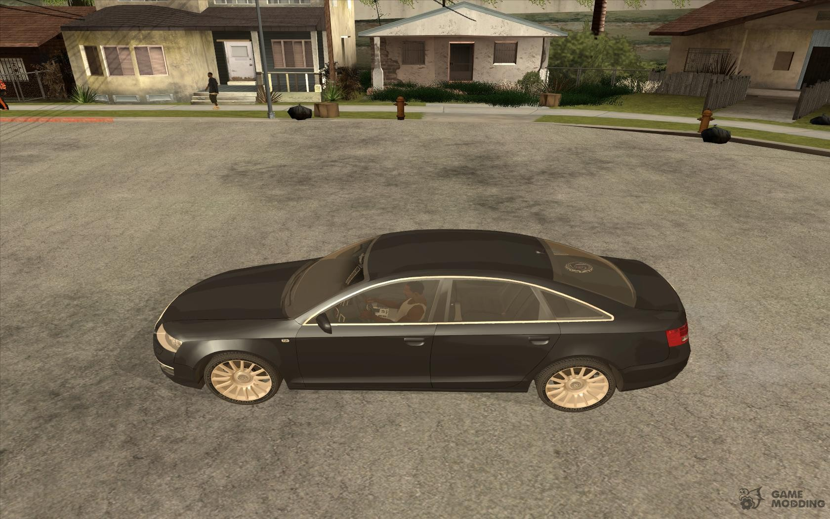 Audi A6 3 0 Tdi Quattro For Gta San Andreas