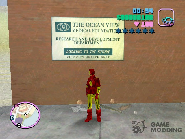 Download Gta Vice City Skins Ironman - boolline