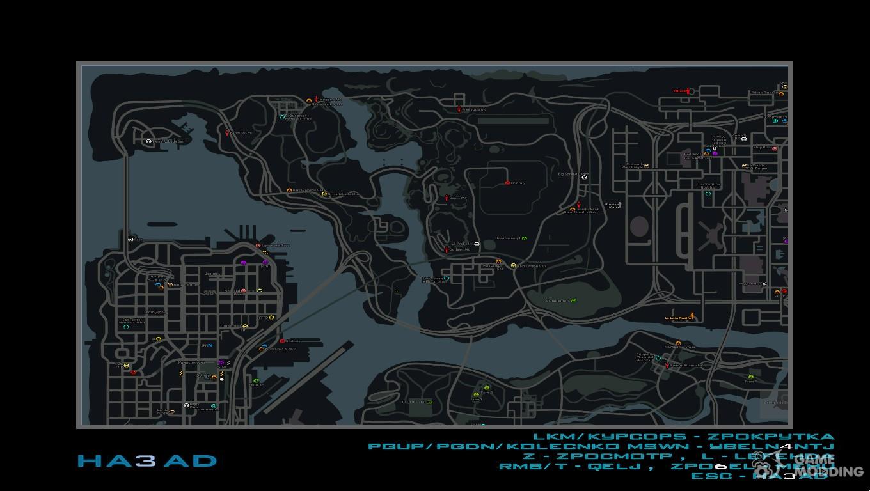 GTA IV style map with icons businesses SAMP RP for GTA San ...: http://www.gamemodding.net/en/gta-san-andreas/gta-sa-maps/57419-karta-v-stile-gta-iv-s-ikonkami-biznesov-samp-rp.html